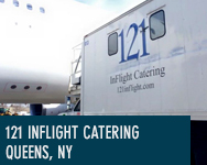 121 Inflight Catering, Queens, NY