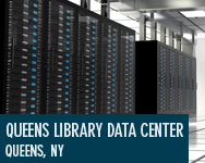 Queens Library Data Center